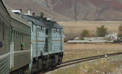 tajikistan-train